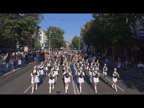 Парад оркестров на День города Житомира 2017
