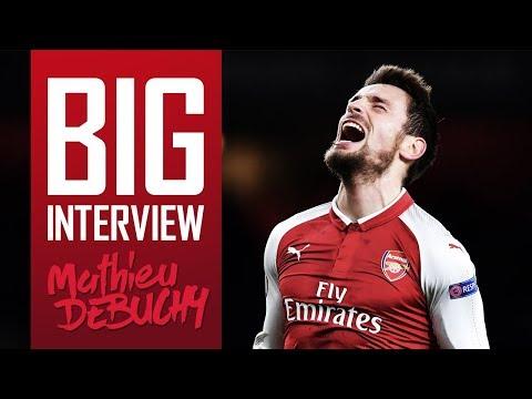 Mathieu Debuchy - Exclusive in-depth interview