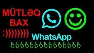 +18 WhatsApp Səsləri Söyüşlü 2019 - WhatsApp Sesleri Soyuslu