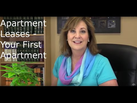 Key things to know about apartment leases