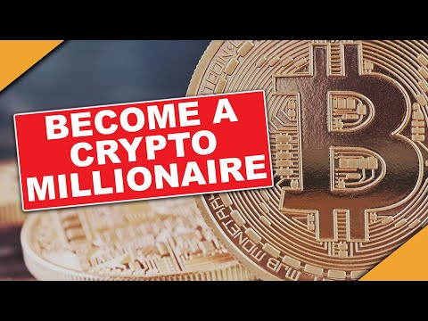 how to become a millionaire cryptocurrency