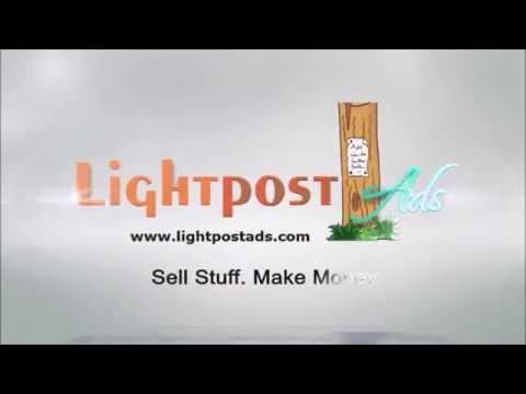 Best way to advertise in Jamaica -  Introducing Lightpost Ads