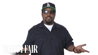 "Ice cube responds to genius.com interpretations of ""straight outta compton"" 