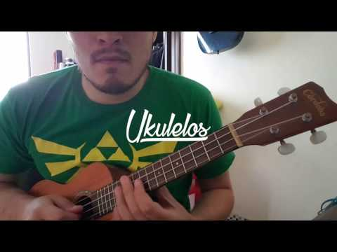 Gerudo Valley cover by Ukulelos (Tabs)
