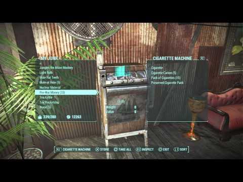 Fallout 4 MTV cribs