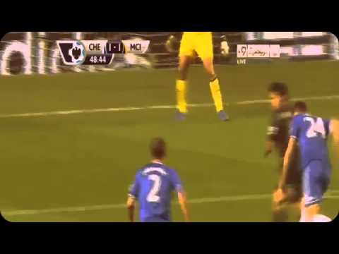 Chelsea vs Manchester City 2 1   All Goals & Highlights   27 10 2013 HD