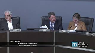 08/23/2018 Planning Commission Meeting