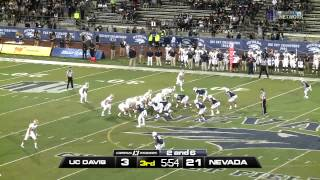 Nevada 31, UC Davis 17 - Highlights Driven by Northern Nevada Toyota Dealers