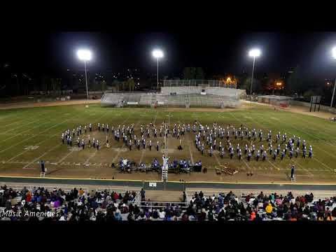 Anaheim HS Colonist Band & Pageantry |