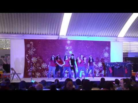 "Merry Christmas""prepa"" colegio guillaumin"