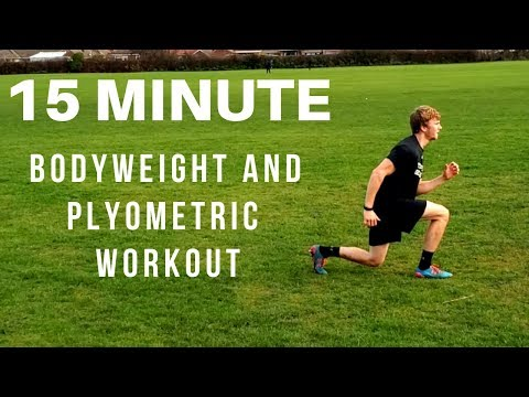 Small Soccer Conditioning and Weight Training Workouts – 15 Minute Soccer Fitness Training Drills