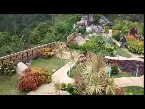 Taman Wisata Watu Rumpuk Dusun Mendak Desa Pupus Kecamatan Dagangan