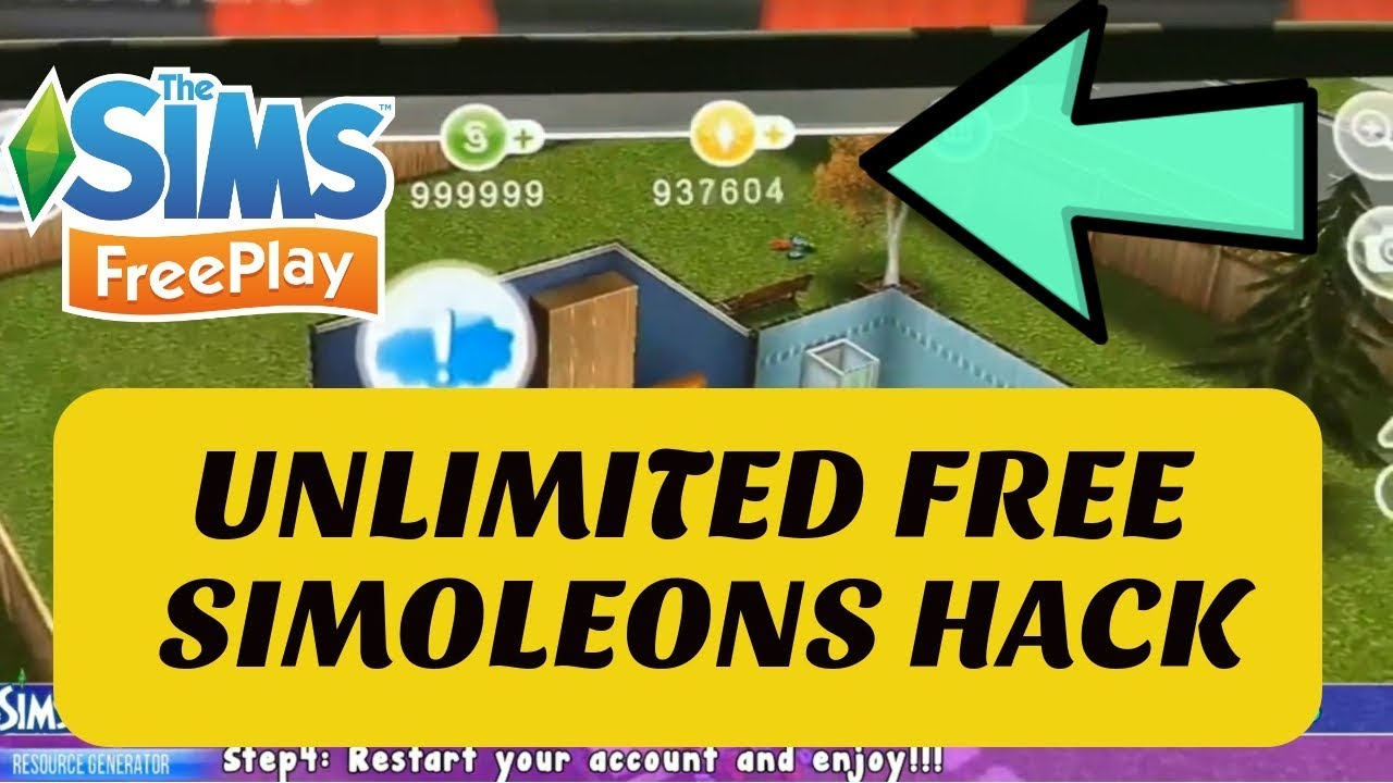 sims freeplay hack for mac