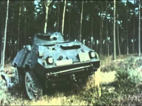 IRON CURTAIN  East German Border in the Cold War 1970, 720p