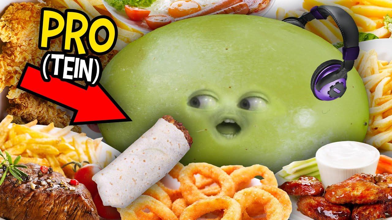 PRO (Tein) DIET!! | Fit 2 Fat