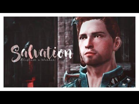 Salvation  Alistair x Warden