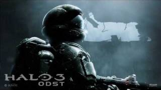Halo 3 ODST Original Soundtrack Mombasa Streets Another Rain