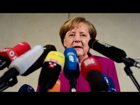 Download Youtube: Germany's SPD to vote on coalition talks with Merkel