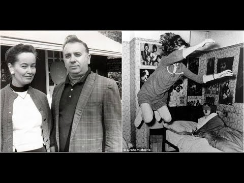 Enfield Poltergeist - Ed Warren's Interview with Janet (ACTU