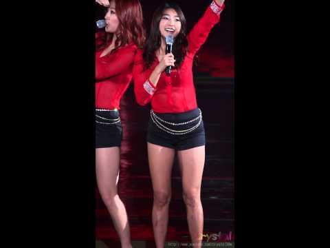 121212 씨스타 (SISTAR) - 멘트1 (직캠) G마켓 콘서트 StayG4 by Crystal