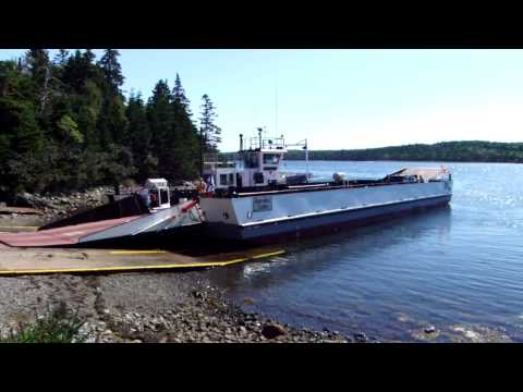 Cable Ferry Overview