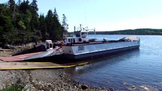 Cable Ferry Ove