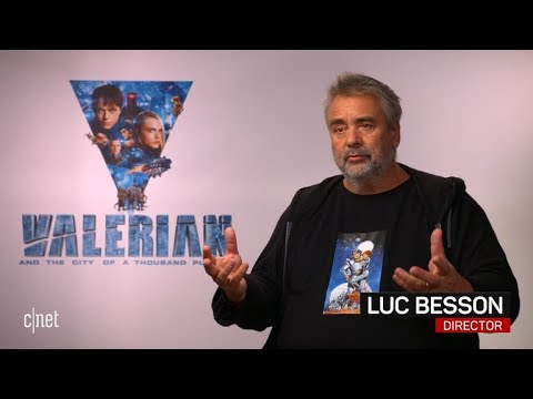 Luc Besson isn't afraid to dish on Marvel