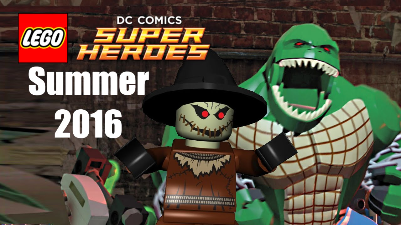 LEGO DC Super Heroes Summer 2016 sets list!