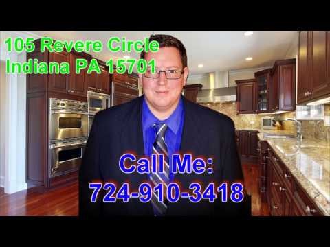 REMAX VIRTUAL OPEN HOUSE TOUR 105 Rivere Circle Indiana PA