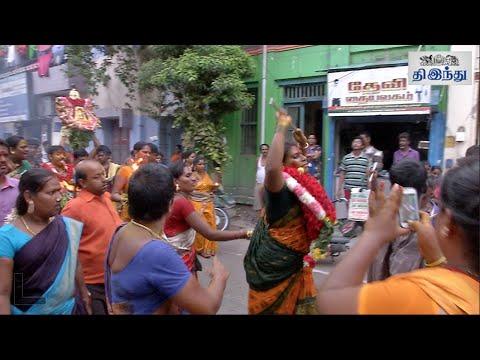 Mylapore Kolavizhi Amman Kovil   Aadi Festival   Tamil The Hindu