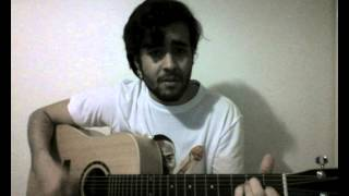 The Blower's Daughter - Damien Rice (acoustic cover + chords/lyrics)