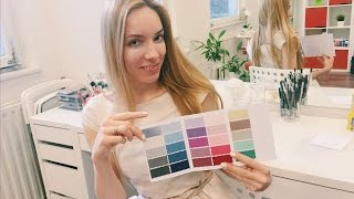 ✓ Определение цветотипа внешности и цветовой паспорт