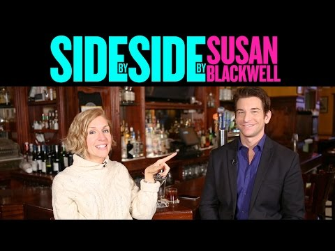 SIDE BY SIDE BY SUSAN BLACKWELL: Andy Karl of GROUNDHOG DAY