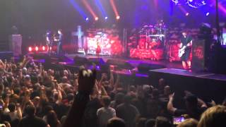 VOLBEAT-STILL COUNTING LIVE-LITTLE ROCK AR