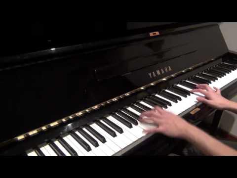 Coldplay  Warning Sign piano