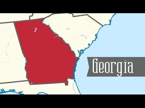Two Minute Tour of Georgia: 50 States for Kids - FreeSchool