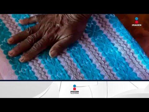 Esta mujer rescata los bordados Mazahuas, cultura indígena de México