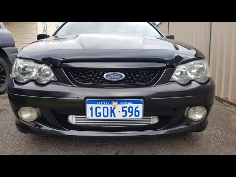 Ford Ba Bf Falcon Shannons Club Tv Episode 120 Youtube