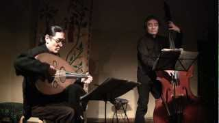 """""""Samaii Nahawannd"""" Oud & Bass duo"""