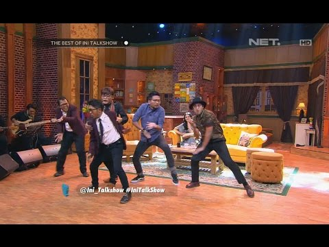 The Best of Ini Talkshow - Iron Dance Danang Darto VS Danang Darto Palsu