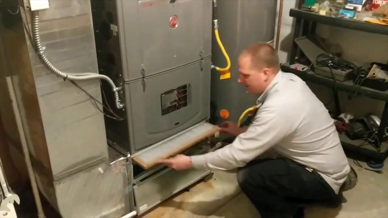 New Rheem Furnace Filter Maintenance You