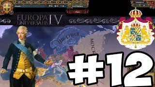 Europa Universalis 4 - Швеция - Присоединение Гамбурга #12