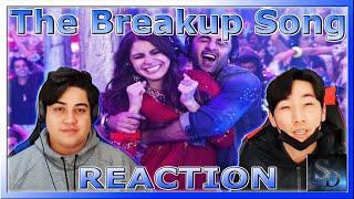 The Breakup Song REACTION! | ADHM | Ranbir, Anushka | Arijit, Badshah, Jonita, Nakash | Pritam |