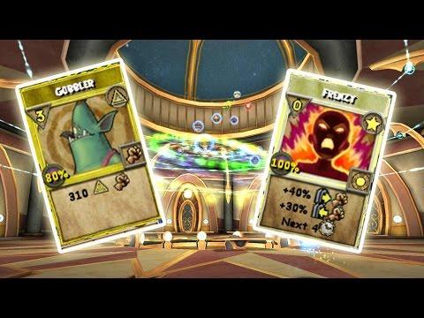 "Wizard101: The ""New"" Arcanum Spells |"