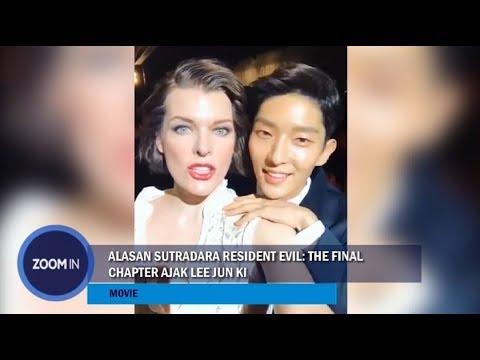 Alasan Sutradara Resident Evil The Final Chapter Ajak Lee Joon Gi