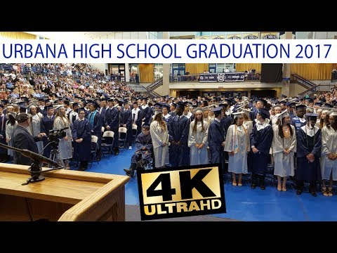 Urbana High School Graduation Class of '17 - Full Ceremony