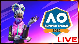 AO SOLO SUMMER SMASH CUP (PAST STREAM)
