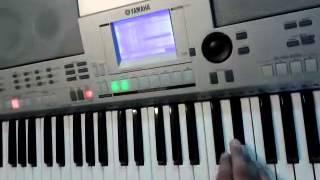 Khwaja Mere Khwaja on Synthesizer