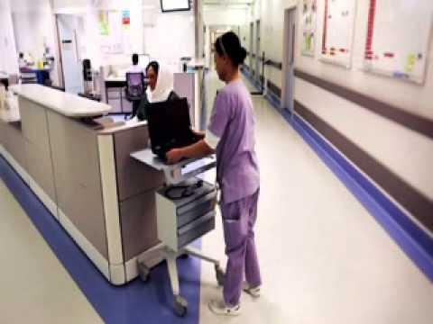 Documentary about King Hamad University Hospital