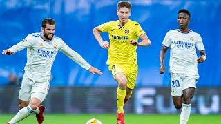 Juan Foyth Zona Flash vs Real Madrid